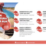 Outdoor cultural events start this month in Lagoa