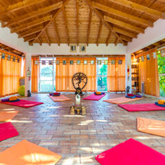 Rejuvenating retreats