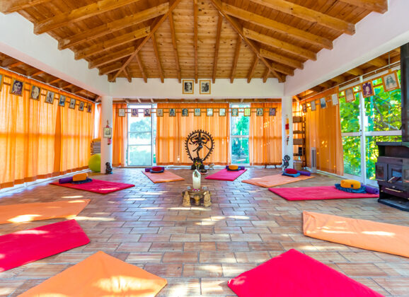 Rejuvenating retreats