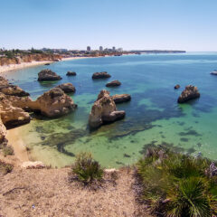 Algarve named Europe's Leading Beach Destination at tourism 'Oscars'