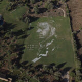 Lagoa artist's giant painting of Lewis Hamilton goes viral