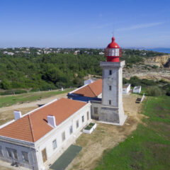 Carvoeiro's iconic Alfanzina lighthouse turns 100