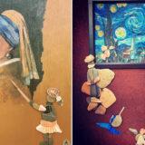 Anke Punt unveils new art series